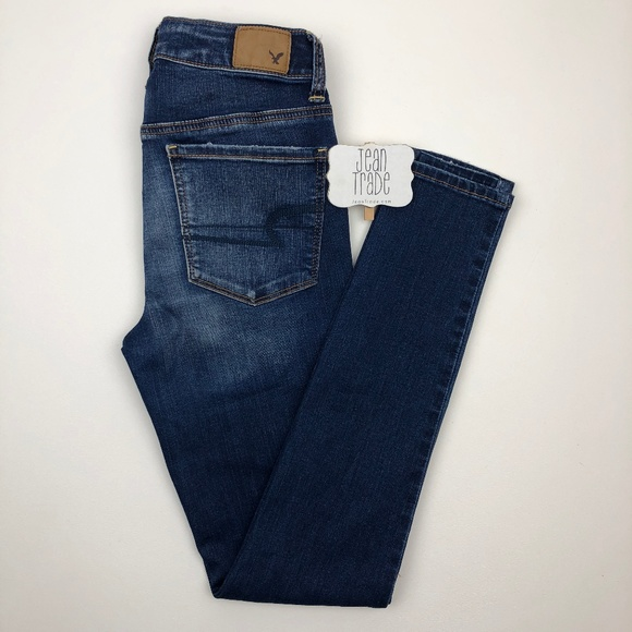 American Eagle Outfitters Denim - American Eagle High Rise Jegging Jeans